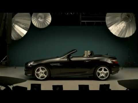 Mercedes-Benz Commercial for Mercedes-Benz SLK-Class (2011) (Television Commercial)
