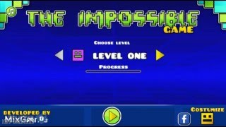 Игра The Impossible Game в фейсбук
