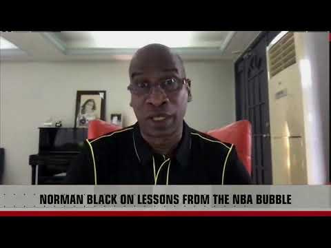 [Sport5]  NBA bubble findings