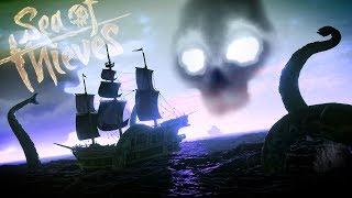 HUNTING DOWN THE KRAKEN! - The Kraken Awaits! (+ Kraken's Fall Island)    Sea of Thieves Gameplay