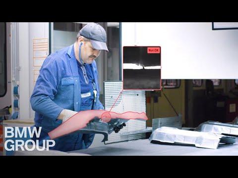 BMW in Dingolfing: Autonome und Vernetzte Logistik
