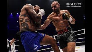 GLORY 51: Badr Hari vs. Hesdy Gerges - FULL FIGHT