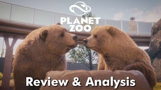 Planet Zoo Reveal Trailer - Review & Analysis