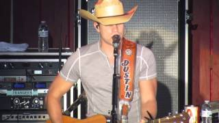 Dustin Lynch 'Dancing in the Headlights'