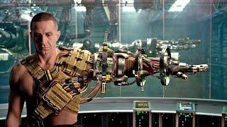 外星人克隆超级怪兽入侵地球,人类驾驶钢铁机甲英勇迎战,速看科幻电影《环太平洋》