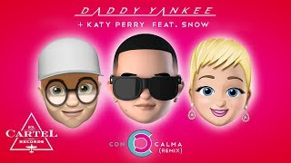 Con Calma Remix  Daddy Yankee + Katy Perry feat. Snow  Lyric
