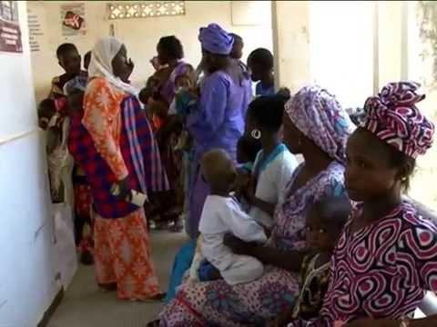 L'UNFPA dans la région Afrique de l'Ouest et du Centre (23 pays)