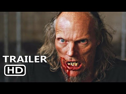 FRIED BARRY Official Trailer (2020) Horror Movie