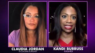 Kandi Burruss Discusses Destruction Of Businesses In Atlanta | Out Loud With Claudia Jordan