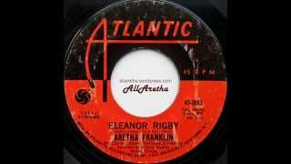 "Aretha Franklin - Eleanor Rigby / It Ain't Fair - 7"" - 1969"