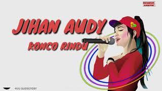 Gambar cover Konco rindu - JIHAN AUDY