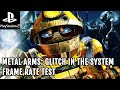 Metal Arms: Glitch In The System Ps2 Frame Rate Test