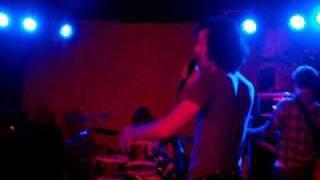 Dance Gavin Dance - ALEX ENGLISH FIRST TIME PLAYED 02-24-08