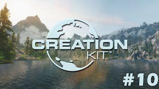 Skyrim Creation Kit Tutorial #10 - Маркеры действий и направлений
