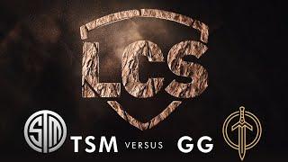 TSM vs GG | Week 4 | Summer Split 2020 | TSM vs. Golden Guardians