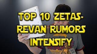 Top 10 Best Zeta Heroes - Dev Comments Intensify Revan Rumors | Star Wars: Galaxy Of Heroes - SWGoH