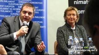 Okrogla miza Evropske poti in sredstva za razvoj Slovenije