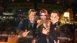 Los Villacorta de Alex e Ivan - *Mix Sureño* (Primicia 2010) ¨Orquesta Original¨