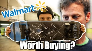 The Cheapest Skateboard at Walmart (is it worth it?)