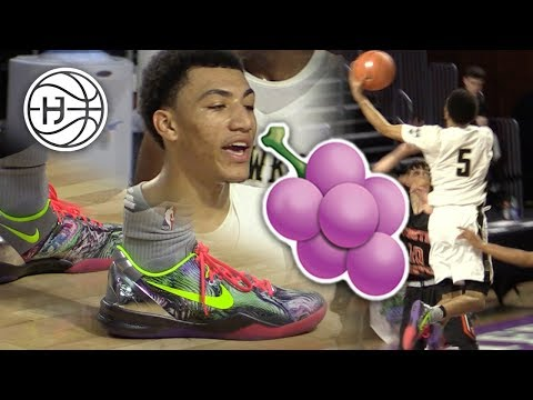 2a6ca20b7877 1 PG JELLY FAM Jahvon Quinerly BRINGS THE JELLY TO CITY OF PALMS Louis King  Drops play