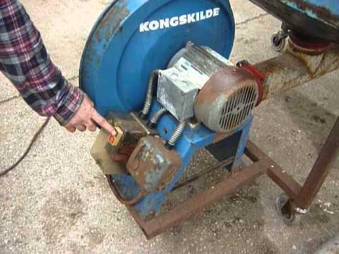 AGROSAW - KongsKilde Suction Blower - смотреть онлайн на Hah