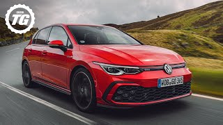 FIRST DRIVE: New VW Golf GTI Mk8 2020: In Detail, Interior, Full Driving Review (4K) | Top Gear