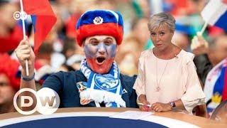 ЧМ-2018 по футболу - это не только самые лучшие голы, или Немцы о шоу Путина - DW Новости (15.06.18)