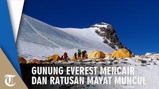Gunung Everest Mencair lalu Muncul Ratusan Mayat Pendaki, Ada yang Menyebut akibat Pemanasan Global