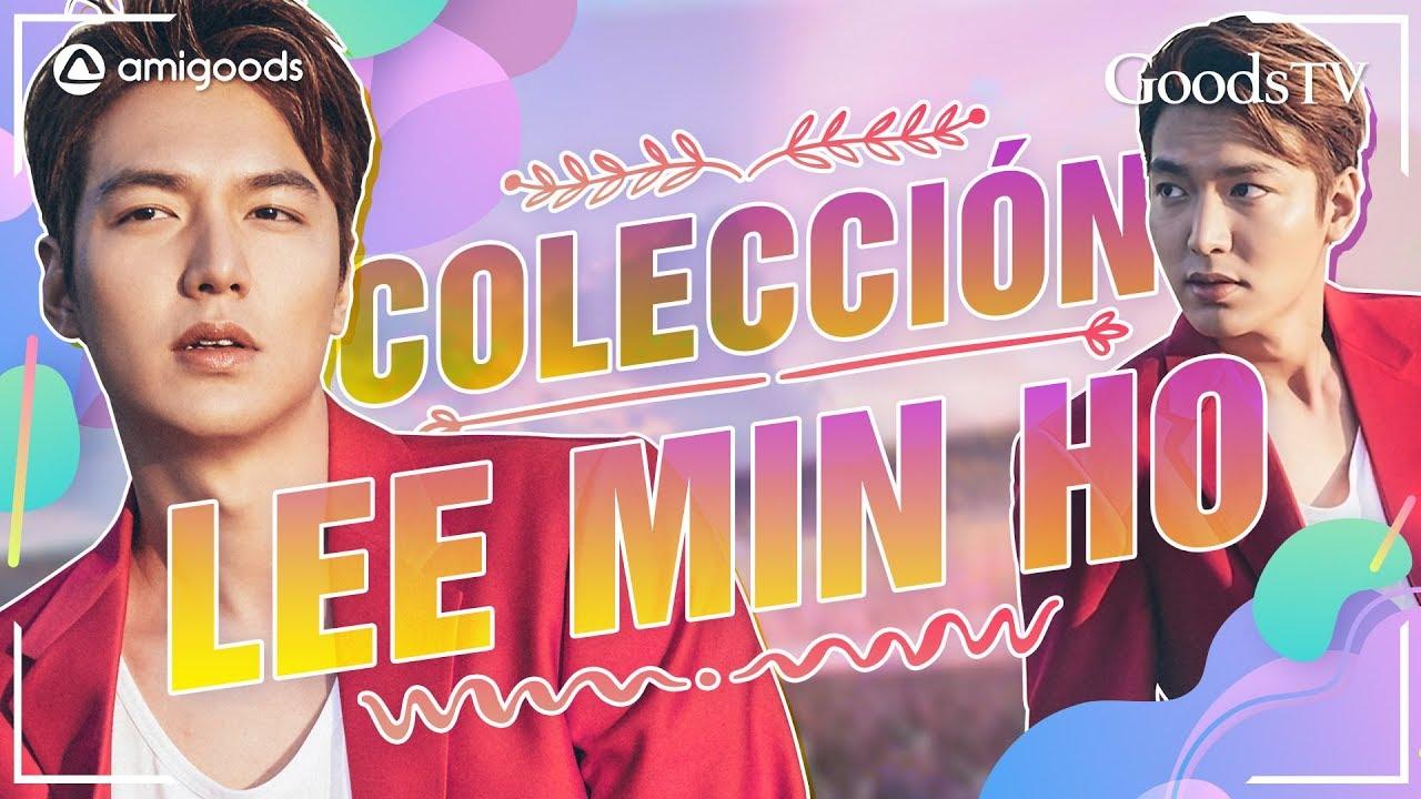 ¡La MEJOR COLECCIÓN de LEE MIN HO! / MINOZ MÉXICO