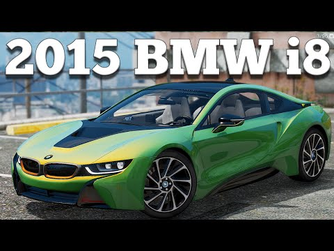 Steam Community Video Gta V Pc Mods 2015 Bmw I8 Download