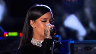 Rihanna   Diamonds Live At The Concert For Valor 2014