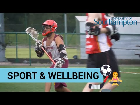 Sport and Wellbeing: Something for everyone | University of Southampton