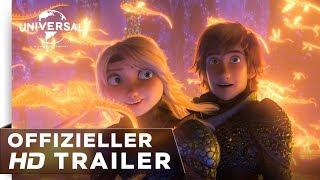 Trailer of Drachenzähmen leicht gemacht 3: Die geheime Welt (2019)