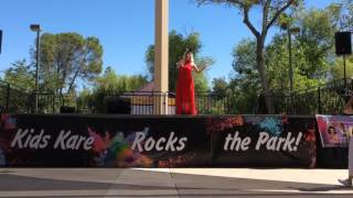 Kids Kare Rocks The Park 2016