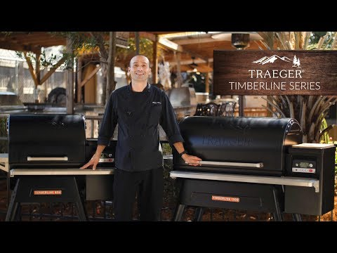 Traeger Timberline Overview
