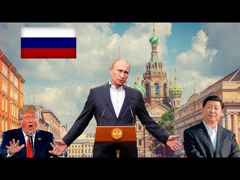 रूस से पूरी दुनिया क्यों डरती है | Most Powerful Country in the world Russia
