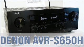 Denon AVR-S950H - neue S Serie vorgestellt (HEOS)