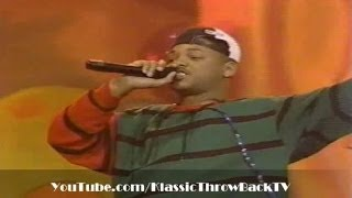 "Will Smith - ""Summertime"" Live (1991)"