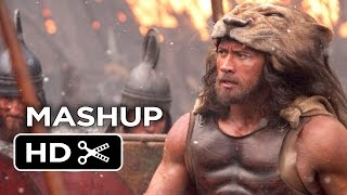 "The Legend of Dwayne ""The Rock"" Johnson - Mashup HD"