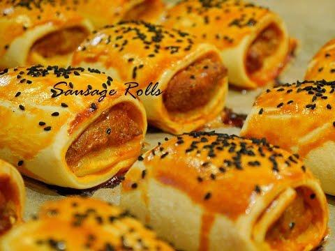 Oyinbo Cooking: Sausage Rolls! + a little Nigerian Pidgin ;)
