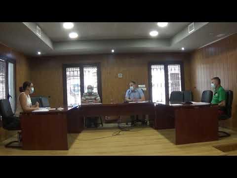 PLENO EXTRAORDINARIO 05/08/2020 - Ayuntamiento Cañete la Real