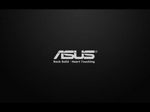 Ноутбук висит на заставке Asus и ничего не происходит. Быстрая диагностика