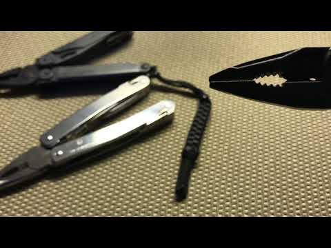 Roxon Spark multi tool & S501 knife/scissors combo