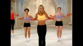 Смотреть онлайн Комплекс упражнений аэробики для похудения