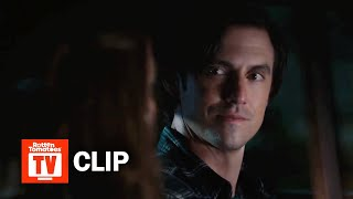 This Is Us S03E01 Clip | 'Jack And Rebecca's First Kiss' | Rotten Tomatoes TV