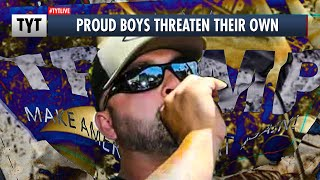 State GOP SCARED of Proud Boy Takeover thumbnail