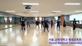 Unchained Melody Line Dance (Beginner  waltz)
