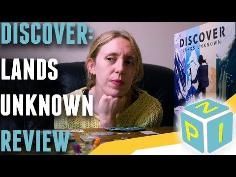 Discover: Lands Uknown Review