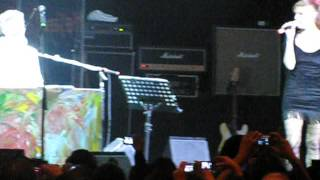 Fito Páez y Fabiana Cantilo - Fue Amor (Santiago-Chile 2010)