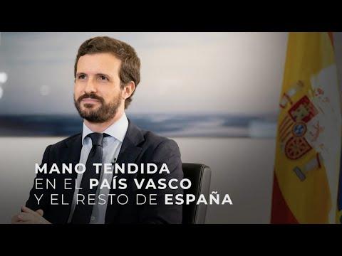 Mano tendida en el País Vasco y en el resto de España